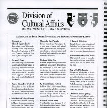Image of pg [12] Division of Cultural Affairs