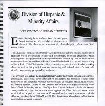 Image of pg [17] Division of Hispanic & Minority Affairs