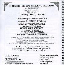 Image of pg [22] Hoboken Senior Citizen's Program