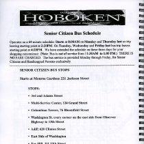 Image of pg [26] Senior Citizens Bus Schedule