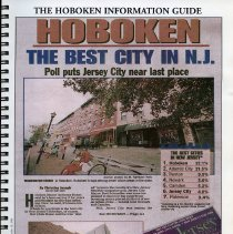 Image of The Hoboken Information Guide. Mayor Anthony Russo. (2001). - Book