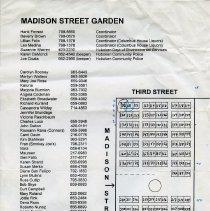 Image of Madison Street Garden (at Third Street) plots