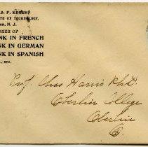 Image of Kroeh envelope