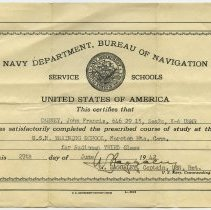 Image of 2: certificate
