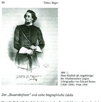 Image of pg 86 portrait Hans Kudlich, 1848