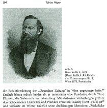 Image of pg 104 portrait Hans Kudlich, 1872