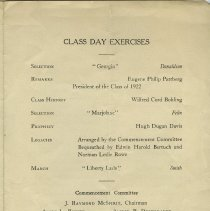 Image of pg [3] Class Day Exercises