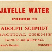 Image of 3: Javelle Water; Adolph Schmidt, Practical Chemist