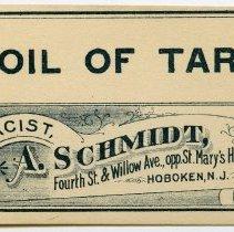 Image of 5: Oil of Tar; A. Schmidt, Pharmacist