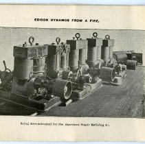 Image of pg [10] photo: Being Reconstructed for the American Sugar Refining Co.