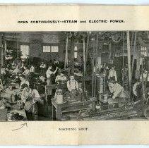 Image of pg [6] photo: Machine Shop