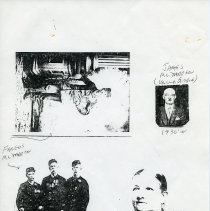 Image of 2: photocopy of 4 photographs