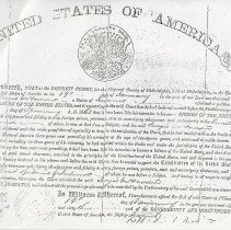 Image of 1: citizenship certificate