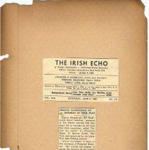 Image of leaf 7 Francis Fitzpatrick of Hoboken in Folk Play, June 6, 1942