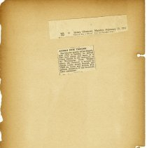 Image of leaf 2-2 Angelo Fete Tonight, Feb. 12, 1951; Allied Republican Club