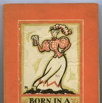 Image of Born in a Beer Garden or, She Troupes to Conquer. - Book