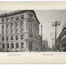 Image of [5] Hudson Trust Co.; Newark Street