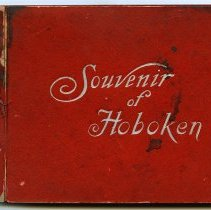 Image of Souvenir of Hoboken, N.J.: Photo-gravures. Brooklyn: The Albertype Co.; A. Wittmann; Lischke, Hoboken; n.d. (circa 1902-1905). - Book
