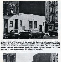 Image of detail two photos pg 22: 93 & 95 Hudson St.
