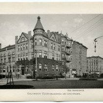 Image of [24] Columbus [sic - Columbia] Club - Bloomfield &11th Sts.; The Marguerite