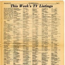 Image of pg 17 TV Listings