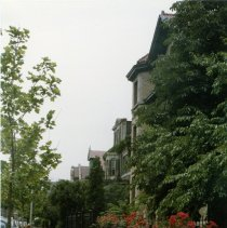 Image of Castle Point Terrace west side, south of Ninth St.