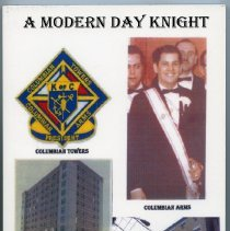 Image of Modern Day Knight, A. - Book