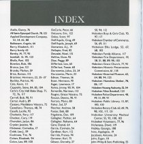 Image of pg 126 Index