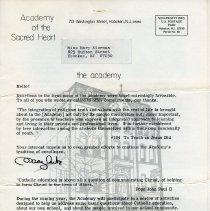 Image of copy 2: pg [1]; mailing label