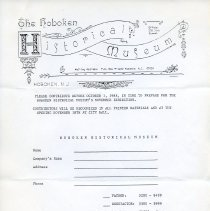 Image of contribution form