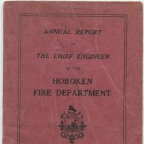 Image of Fire_dept_annual_report_1918 Front Cover
