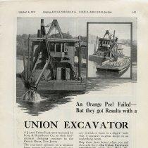 Image of ad Union Iron Works