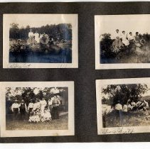 Image of 015 Leaf 7 - 4 Photos Calebra Cut, Culvers Lake Nj 1910