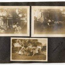 Image of 019 Leaf 10 - 3 Photos Andover Nj 1910