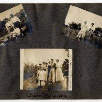 Image of 021 Leaf 11 - 3 Photos Andover Nj 1909, 1912
