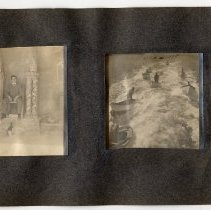 Image of 027 Leaf 14 - 2 Photos Dan Interior, Water Capri 1908