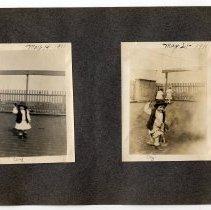 Image of 033 Leaf 18 - 2 Photos - Hoboken May 1911