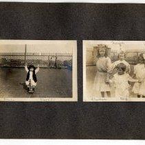 Image of 034 Leaf 18 - 2 Photo - Hoboken May 1911