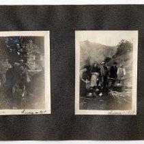 Image of 035 Leaf 19 - 2 Photos - Italy Scuona 1908