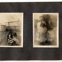 Image of 037 Leaf 21 - 2 Photos - Hoboken 1911
