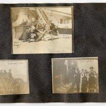Image of 045 Leaf 25 - 3 Photos - Konprinzessin Luise 1911