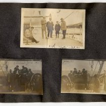 Image of 044 Leaf 24 - 3 Photos - Cretic - Konprinzessin Luise 1911