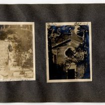 Image of 061 Leaf 34 - 2 Photos - Ra Villa 1911 + Ne Prie 1912