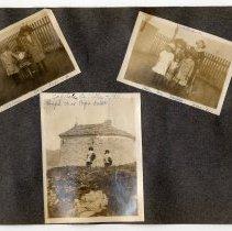 Image of 063 Leaf 35 - 3 Photos - Hoboken 1911 + Ra Villa 1911