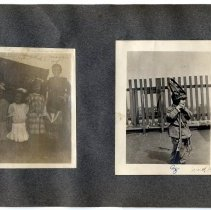 Image of 066 Leaf 36 - 2 Photos - Hoboken 1912