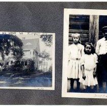 Image of 078 Leaf 42 - 2 Photos 42 West St. Freeport Il 1912