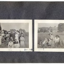 Image of 079 Leaf 42 - 2 Photos - 1913