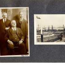 Image of 085 Leaf 45 - 2 Photos - Hoboken - Elysian Park 1914