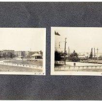 Image of 088 Leaf 47 - 2 Photos - Hoboken - Elysian Park 1914