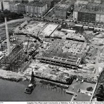 Image of aerial photo only (descreened)